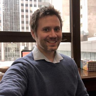 Matt Glowiak, PhD, LCPC